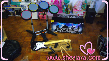 [Rock Band unpacked]