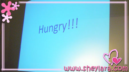 [Hungry!!!]