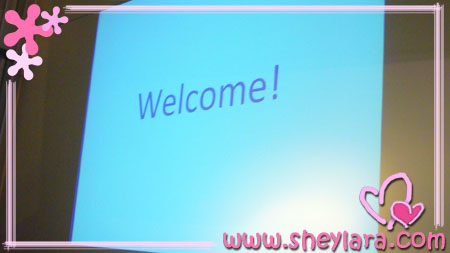 [Welcome]